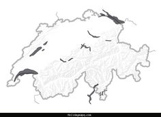 awesome Map of Salenstein