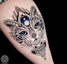 Cat Tattoo Designs, Princess Tattoo, Body Mods, Tatoos, Cat Tattoos, Inspiration, United Nations, Bullshit, Bella
