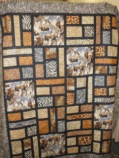 Sandy's in Stitches Best Picture For patchwork quilting designs For Your Taste You are looking for something, and it is going to tell you exactly what you are looking for, and you didn't find that pic Big Block Quilts, Strip Quilts, Panel Quilts, Small Quilts, Quilt Blocks, Batik Quilts, Scrappy Quilts, Easy Quilts, Patchwork Quilting