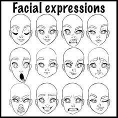 i use these every day! Super important to get the facial expressions right!