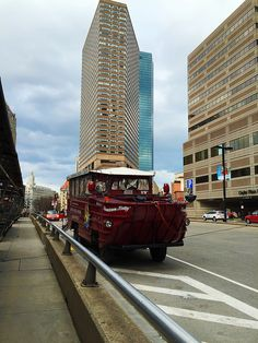 Boston Duck Tour #tr
