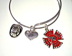 Firefighters Wife Helmet & Maltese Cross Charm Bracelet B... https://www.amazon.com/dp/B06XDXFRQP/ref=cm_sw_r_pi_dp_x_Tnd1ybAFYJ69Y