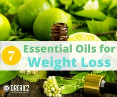 ** I like this 7 Important Oils for Weight Loss | DrEricZ.com