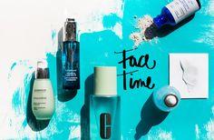 face time facial clinique province apothecary darphin beauty garance dore photos