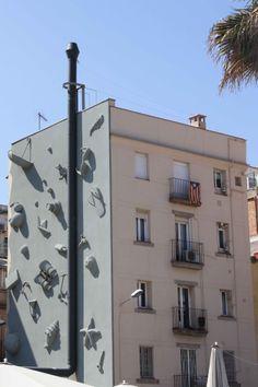 La Barceloneta, abril 2014