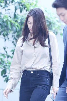 Krystal Jung in Shanghai