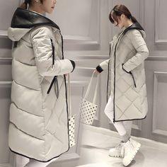Winter Jackets Women, Coats For Women, Waterproof Breathable Jacket, Cool Coats, Long Winter Coats, Langer Mantel, Womens Parka, Over 50 Womens Fashion, Down Coat