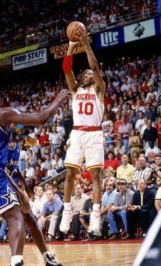 Sam Cassell Houston Rockets