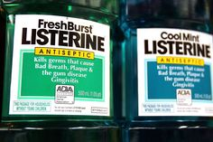 The internet tells us that simply spraying an outside area with Listerine mouthwash repels or kills every mosquito in the vicinity. True or false?
