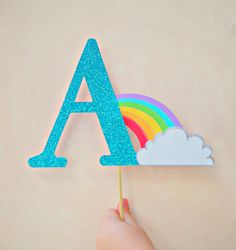 rainbow party printables - Buscar con Google