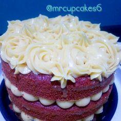 Naked Cake Red Velvet 😍