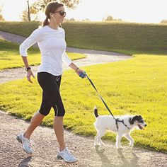 Your dog may be the ultimate exercise partner. Think about it: dogs are always eager to spend more time with you, they have plenty of excess energy to burn, and temptation to skip a scheduled sweat session melts away when your furry friend stands at the front door, leash in mouth, ready to log a few miles with you.  Here's how to make your run enjoyable and rewarding for both you and your best (furry) friend. | Health.com