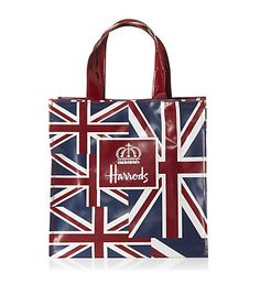I love this Harrods bag.
