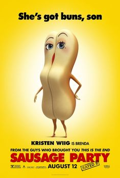 Return to the main poster page for Sausage Party (#4 of 15)