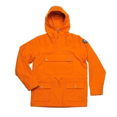 --Norse Projects anorak created in collaboration with Oi Polloi from Manchester.