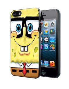 Spongebob Squarepants iPhone 4 4S 5 5S 5C Case