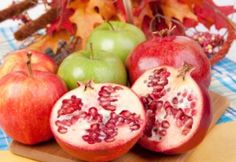 Start your #holiday party with a refreshing Apple, Cranberry & Pomegranate Salad #vegan #recipe by Colleen Patrick-Goudreau!