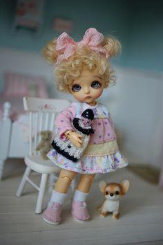 Bjd Lati doll Binky ... | da Carla Benham