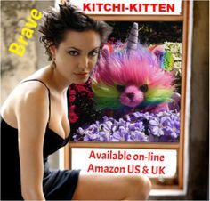 Kitchi_Kitten is a Rainbow Unicorn Butterfly Kitten A bundle of awesome cuteness. A perfect gift for the Unicorn lovers in your world. Rainbow Butterfly, Rainbow Unicorn, Dark Purple, Kitten, Wings, Lovers, Awesome, Cute, Color