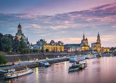 Verschenke einen Dresden-Wellnessurlaub in einem luxuriösen 5-Sterne-Superior-Hotel in bester Lage für 2 Personen - 2 oder 3 Tage ab 180 €   Urlaubsheld