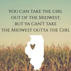 #country #midwest #illinois #love #origins #heart #roots #family #cornfields