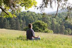 "#Meditation #retreat in beautiful northern California. Based on spiritual teachings of Paramhansa #Yogananda, author of ""Autobiography of a Yogi"""
