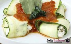 Ravioli+di+zucchine+con+ricotta+e+spinaci