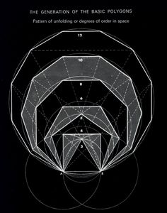 An Exploration of Multidimensional Geometry Illuminati, Basic Geometry, Circle Geometry, Geometric Construction, Sacred Geometry Symbols, Chaos Theory, Math Poster, Wall Drawing, Arquitetura