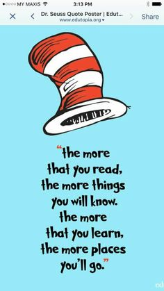 Seuss used to be my favorite author as a kid. The rhyming of words he  seemingly created was super cool to me and all the gadgets in his books  were super ... 40622278449
