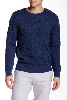 The Diamond Sweater by Gant Rugger on @nordstrom_rack