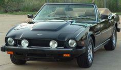 1981 Aston Martin V8 Volante Convertible