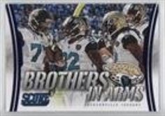 Brought to you by Avarsha.com: <div><div>2014 Panini Hot Rookies Brothers in Arms #BA-15 - Jacksonville Jaguars</div><ul><li>Sport: Football</li><li>Great for any Jacksonville Jaguars Team fan</li><li>This is a collectible trading card.</li></ul><div>Sport: Football</div></div>