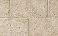 Profile Series Block in Peel Beige Suave by Brampton Brick. The compressive strength of Profile Series concrete block units is suitable for use in a masonry-bearing or single wall. This product is also manufactured with a water repellent additive and is permeable to water vapor. Smooth Face, Concrete Blocks, Bel Air, Brick, Profile, The Unit, Water, User Profile