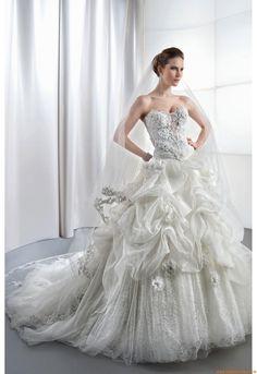 Robe de mariée Demetrios 2861 2013