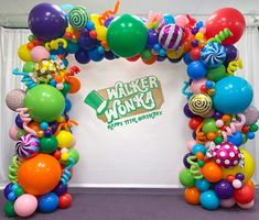 Balloon Centerpieces, Balloon Decorations Party, Birthday Party Decorations, Birthday Parties, Balloons Galore, Big Balloons, Balloon Arch, Deco Ballon, Happy 11th Birthday