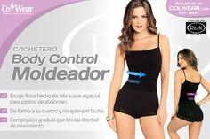 Body Control Reductor Cachetero @ Colwear.com. Encaje floral hecho de tela suave especial para control de abdomen. ♥ Da forma a su cuerpo y no aplana el busto. ♥ Compresión gradual que brinda libertad de movimiento.