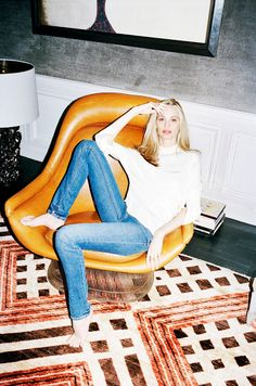 We have teamed up with New Yorker Lauren Santo Domingo for an exclusive High Five! See more on The Wall at www.elin-kling.com
