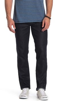 Solid slim jeans deliver modern style and easy-wear comfort.Fit: this style fits true to size. Zip fly with button closure. Best Kids Toys, Brixton, Nordstrom Store, Easy Wear, Joes Jeans, Slim Jeans, Sweatpants, Construction, Closure