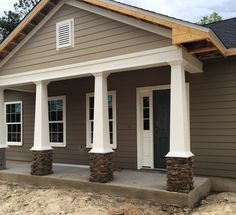 Exterior Paint Color Sherwin Williams Retreat Love This Grey Now For The White Trim Color