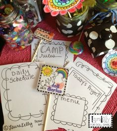 Posters for Camp Doll Diaries