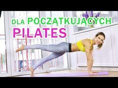 (2) Pilates - dla początkujących - YouTube