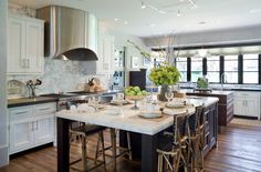 Superior Homedit These 20 Stylish Kitchen Island Designs Will Have You Swooning