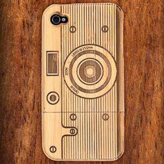 Camera Case Light Wood jetzt auf Fab.