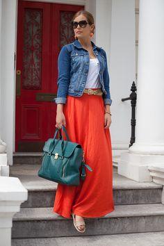 25 Kleidungsstücke – 50 Looks: Outfit 16