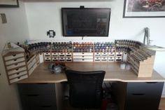 modeler desk