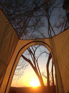 camping at Chizarira, Zimbabwe African Safari, Zimbabwe, Outdoor Gear, Dawn, Tent, National Parks, Camping, Spaces, Pictures