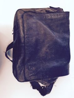 """This bag is how I want to be. Part school, part playground, part work. A bit rough round the edges but surviving"" - Steve, LOVESPACE's Managing Director"