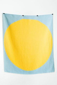 Ginza Cotton Blankets & Throws by Michele Rondelli
