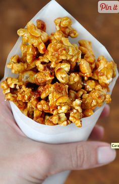 Frugal Tuesday: 3 cheap popcorn snack recipes