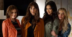 The New 'Pretty Little Liars' Is Coming to TV — and I. Marlene King Is Involved